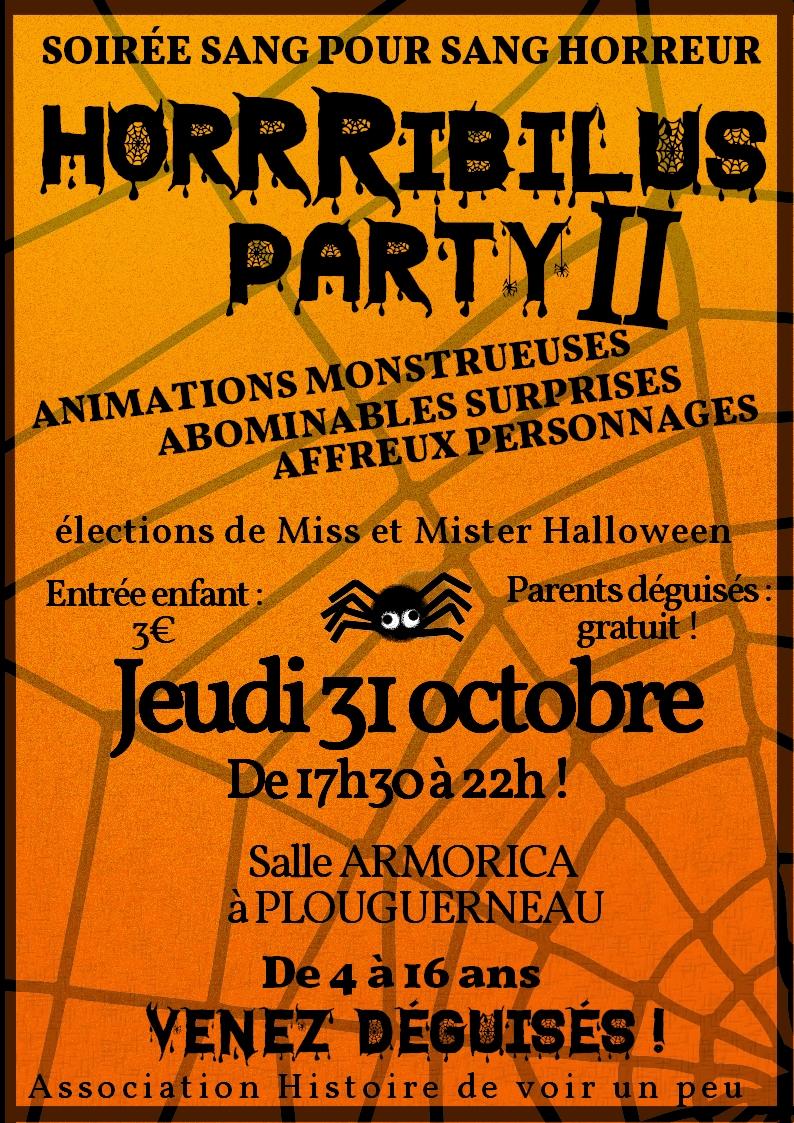 HoRRRibilus Party II
